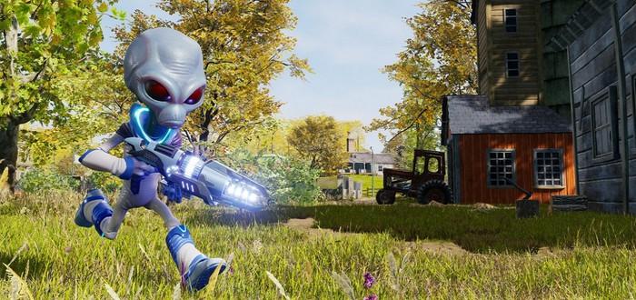 Слух: В Xbox Game Pass могут добавить Destroy All Humans!