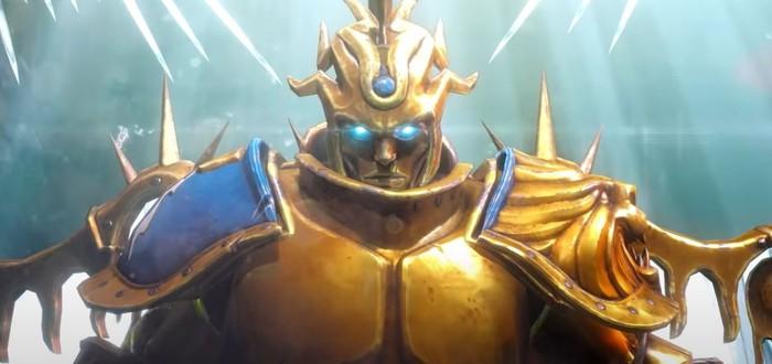 Стратегия Warhammer Age of Sigmar: Storm Ground выйдет 27 мая
