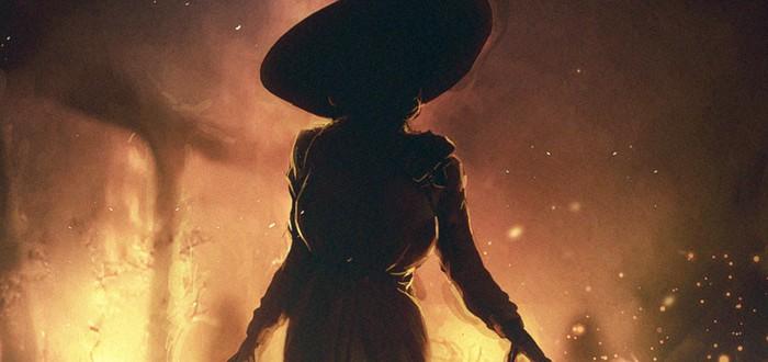 Новые концепт-арты и история создания леди Димитреску из Resident Evil Village