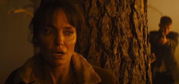 """Анджелина Джоли в трейлере фильма """"Те, кто желает мне смерти"""""""
