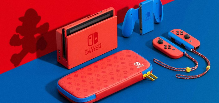 В свежей прошивке Nintendo Switch нашли упоминания Switch Pro