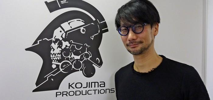 Джефф Грабб: Кодзима ведет переговоры с Microsoft