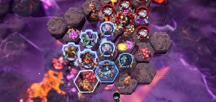 Пошаговая roguelite-стратегия Quinterra вышла в Steam Early Access