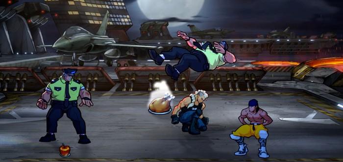 Анонсировано дополнение Mr. X Nightmare для Streets of Rage 4