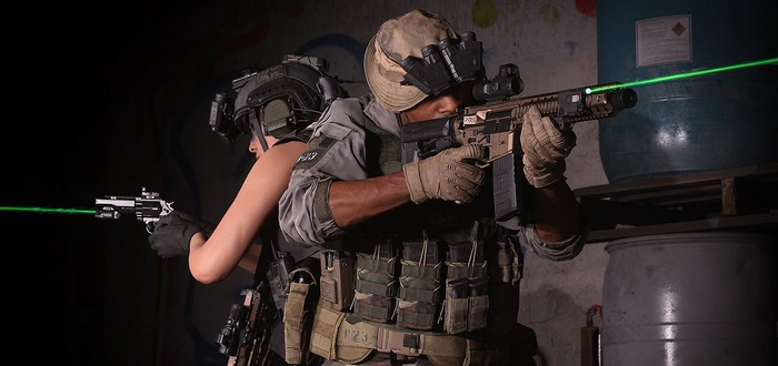 Из Modern Warfare убрали две новые карты, добавленные на прошлой неделе