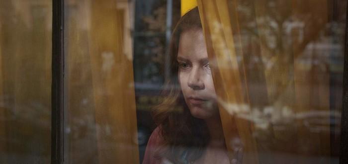 """Новый трейлер """"Женщины в окне"""" с Эми Адамс"""