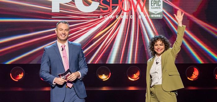 PC Gaming Show 2021 и Future Games Show пройдут 13 июня