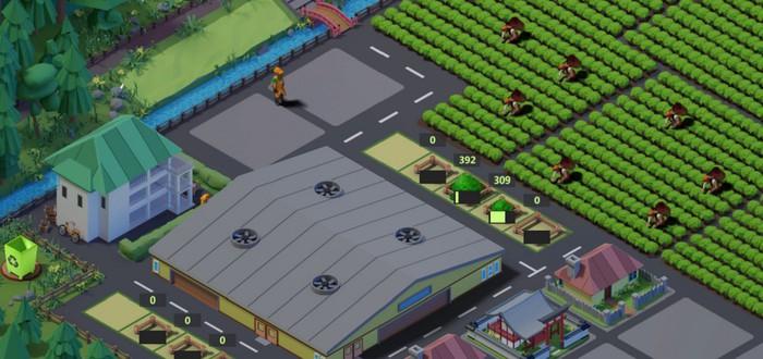 Симулятор чайной плантации Tea Garden Simulator выйдет в раннем доступе 14 апреля
