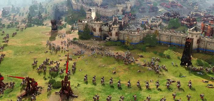 Прямой эфир с презентации Age of Empires 4 — старт в 19:00 (МСК)