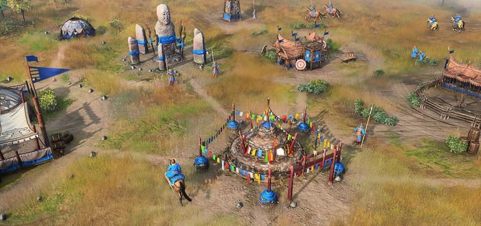 Геймплей Age of Empires 4 вызывает вопросы, релиз игры осенью 2021 года