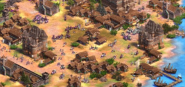 Age of Empires 2: DE получит кооператив и новое дополнение в 2021 году