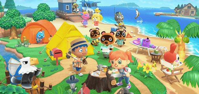 UK-чарт: Animal Crossing снова доминирует, а Outriders выпала из десятки