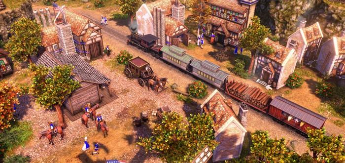 Age of Empires 3 получит новую цивилизацию и дополнение в конце этого года