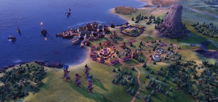 Финальное обновление Civilization 6 выйдет 22 апреля — новые юниты, морская война и тотальный ребаланс