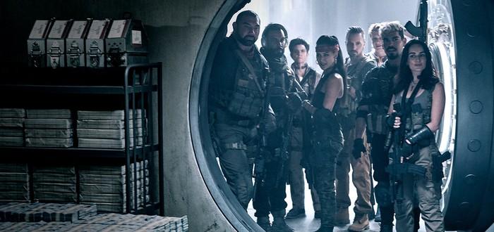 """Первый трейлер """"Армии мертвецов"""" Зака Снайдера для Netflix"""