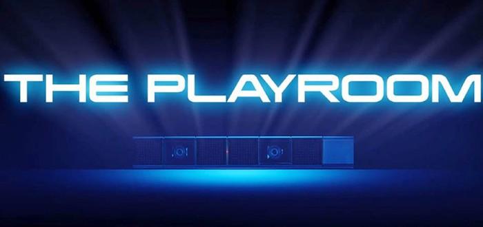 Новый трейлер PS4 PlayRoom