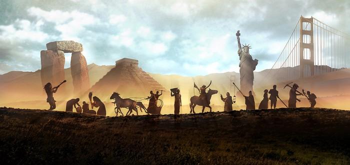 Для Humankind анонсировали первую нацию из современной эпохи — ею стала Америка