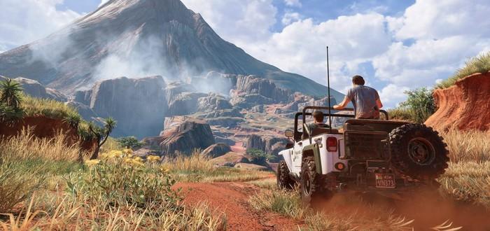 Naughty Dog с трудом дается разработка нескольких игр одновременно