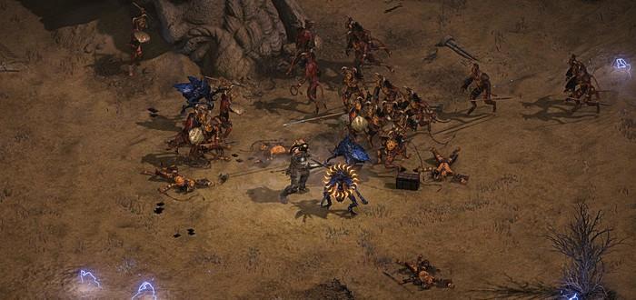 Игроки Diablo 2 Resurrected открыли доступ к остальным классам при помощи старого мода