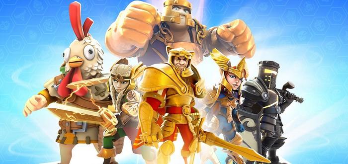 Вышла мобильная RPG Darkfire Heroes от создателей Angry Birds