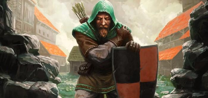 В средневековой стратегии Siege Survival горожанам придется выживать во время осад