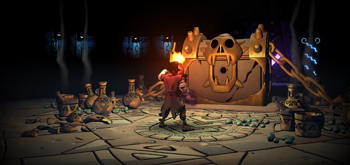 Curse of the Dead Gods получила обновление с контентом из Dead Cells