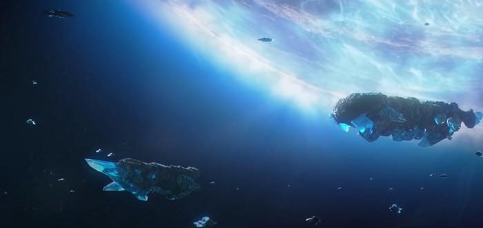 К космической стратегии Stellaris вышло дополнение Nemesis, в котором можно уничтожить всю галактику