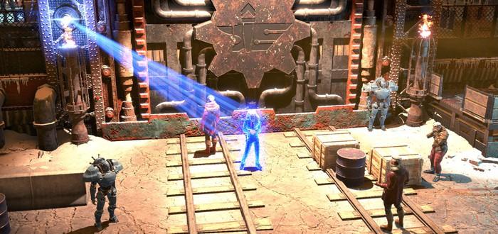 Сюжетное дополнение The Battle of Steeltown для Wasteland 3 выйдет 3 июня