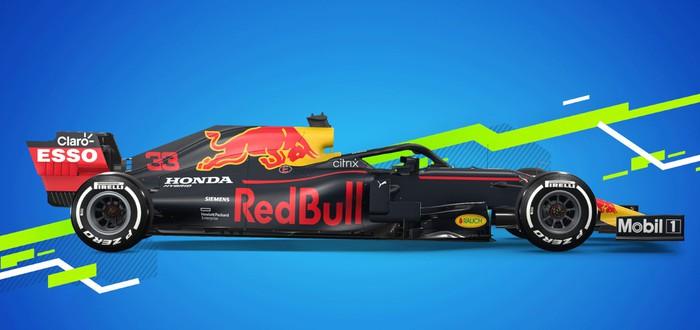 Анонсирующий трейлер F1 2021