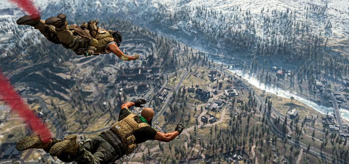 В Warzone распространяется радиация — павшие игроки возвращаются в роли зомби