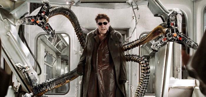 """Альфред Молина подтвердил свое возвращение к роли Доктора Осьминога в триквеле """"Человека-паука"""""""