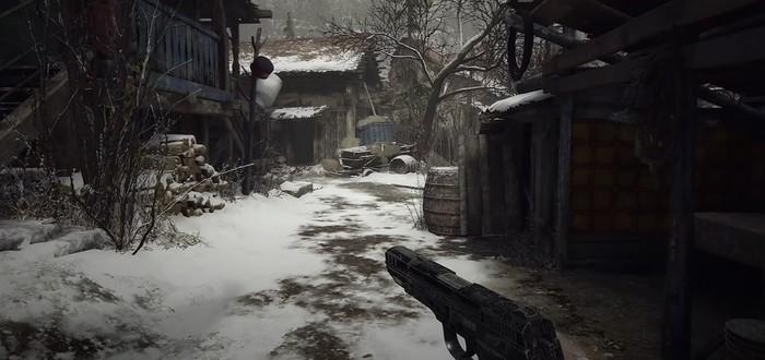Тур по деревне Resident Evil Village