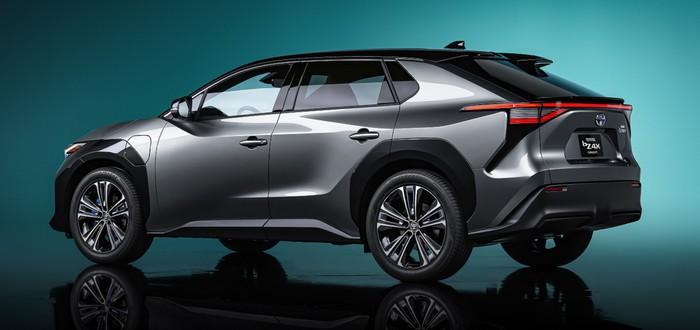 Первый электромобиль от Toyota появится в 2022 году