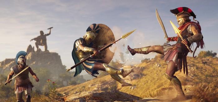 Геймдев: Лекция о процедурной генерации сцен диалогов в Assassin's Creed Odyssey