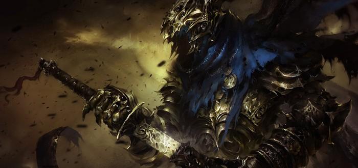 Геймер победил босса Dark Souls без урона, играя на пианино с завязанными глазами