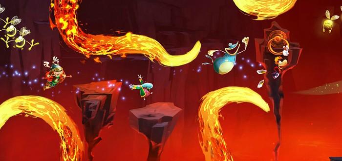 Баги, ошибки, зависания и вылеты Rayman Legends
