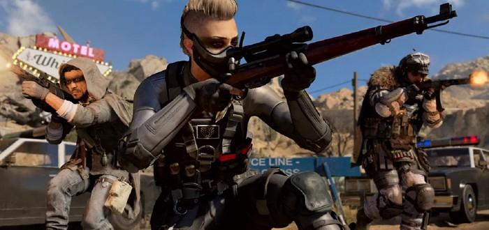 Call of Duty: Warzone получила поддержку DLSS и новый ГУЛАГ