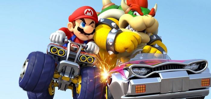 Mario Kart Tour принесла Nintendo более 200 миллионов долларов