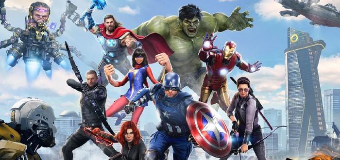 Четыре Халка лучше одного — в Marvel's Avengers началось новое мероприятие