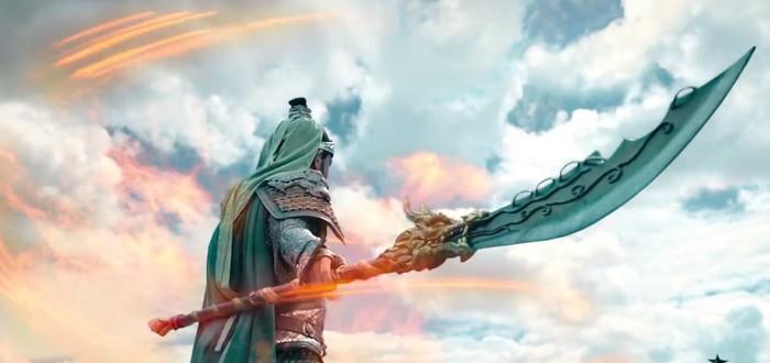 Два новых трейлера экранизации Dynasty Warriors