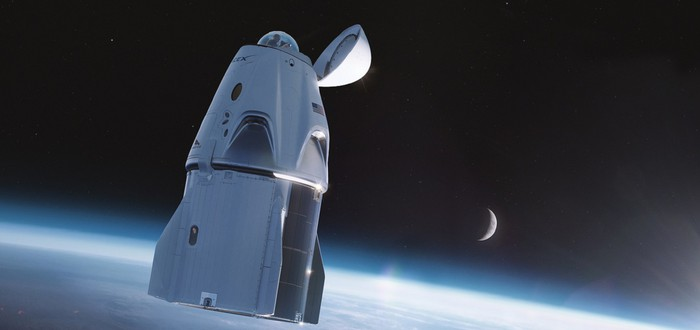 Во время полета к МКС космический корабль Crew Dragon мог столкнуться с космическим мусором