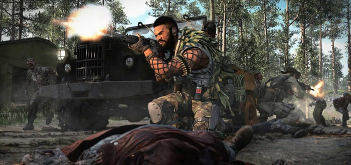 ППШ, Прайс и зомби в трейлере контента третьего сезона Call of Duty: Black Ops Cold War