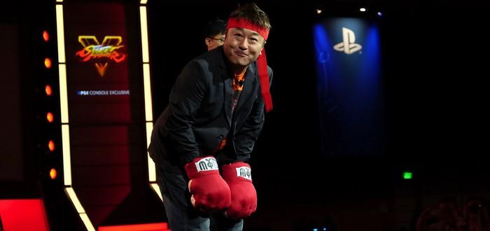 Бывший продюсер Street Fighter займется развитием мобильных игр