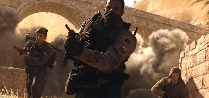 Инсайдер: Activision ожидает плохих показателей Call of Duty WW2 Vanguard из-за качества шутера