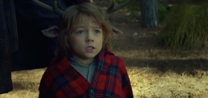 """Тизер сериала """"Sweet Tooth: мальчик с оленьими рогами"""" по комиксам  DC"""
