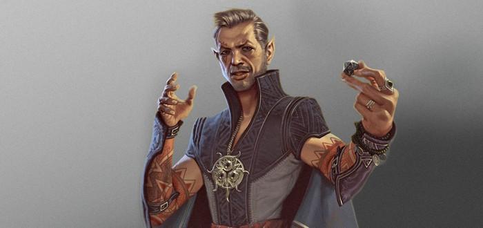 Джефф Голдблюм станет эльфом в подкасте Dungeons & Dragons