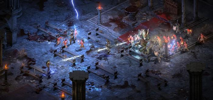 Игрок Diablo 2 собрал все уникальные вещи спустя четыре года гринда