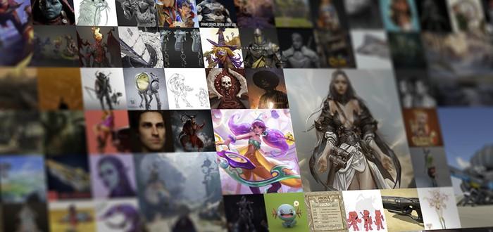 Epic Games купила платформу для художников ArtStation