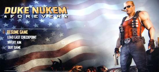 Скриншоты Duke Nukem Forever