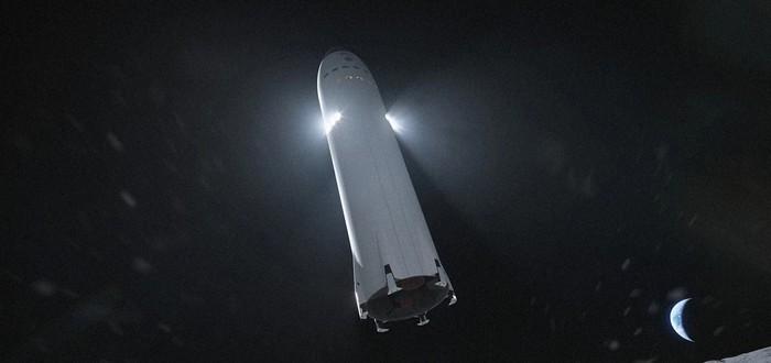 Лунный контракт NASA и SpaceX приостановлен из-за жалоб конкурентов